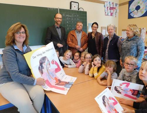 """Grundschule St. Josef erhält Zertifikat """"Klasse 2000"""""""